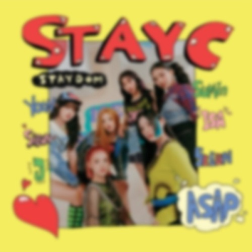 STAYC - STAYDOM (2ND SINGLE ALBUM) Koreapopstore.com