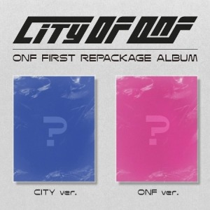 ONF - CITY OF ONF (REPACKAGE ALBUM) Koreapopstore.com